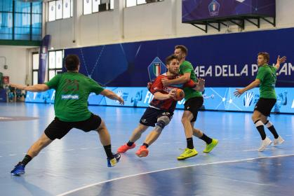 Final6 Serie A2M   Day 4